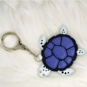 Kate Spade Under The Sea Turtle Keychain Charm